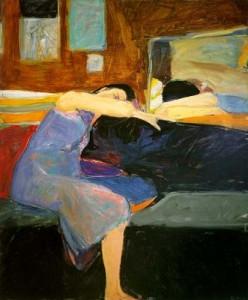diebenkorn-sleepingwoman