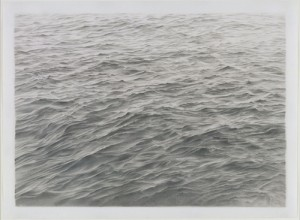 Vija Celmins, Untitled (Ocean)