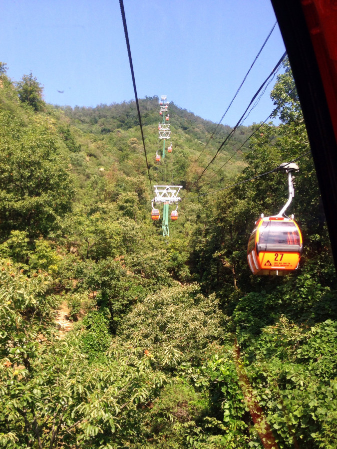 Gondola to The Great Wall